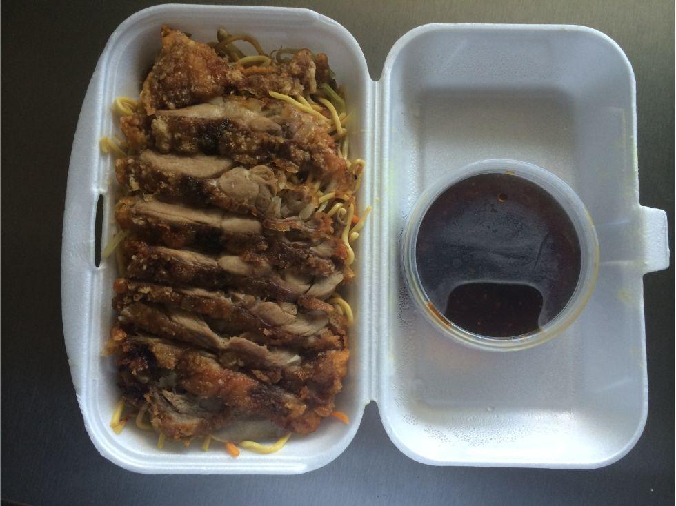 Chinesen essen