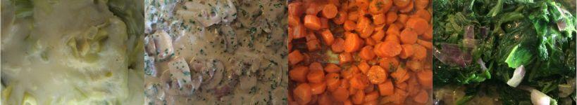 Gemüse Variation