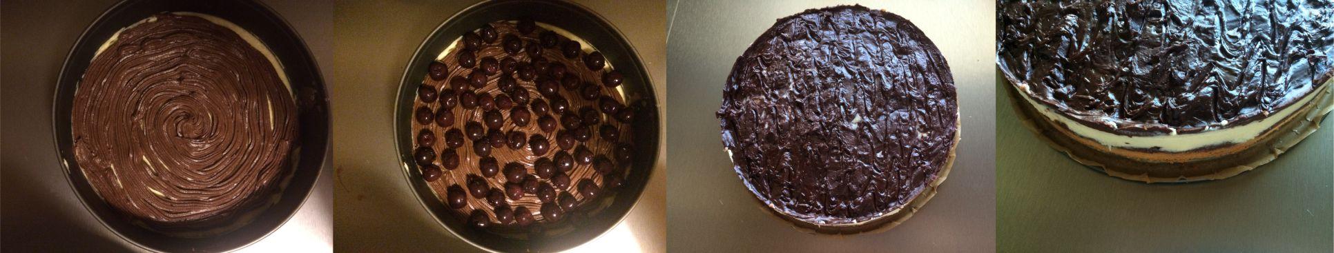 donauwellen Torte zubereitung