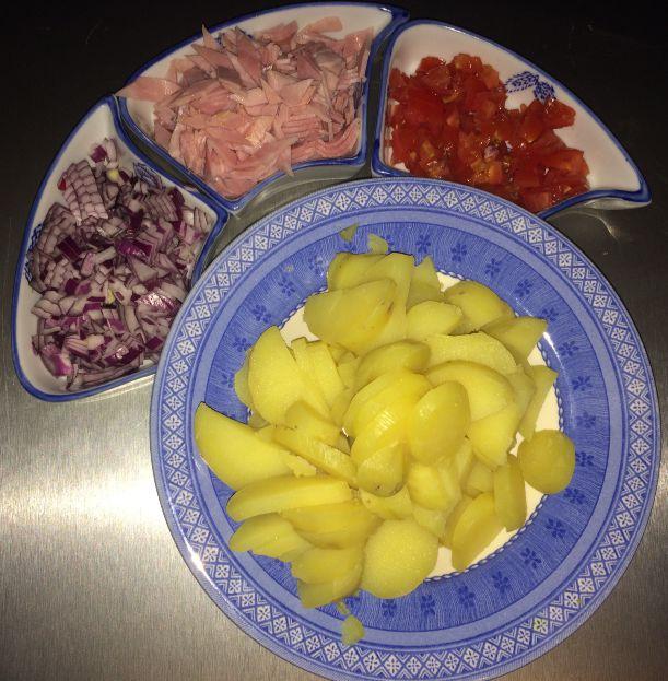 Baernfrühstück Zutaten