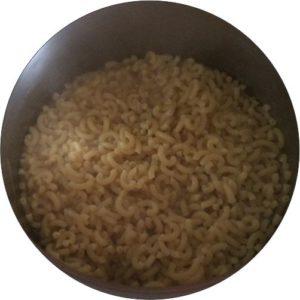 Gabel Spagetti Nudeln
