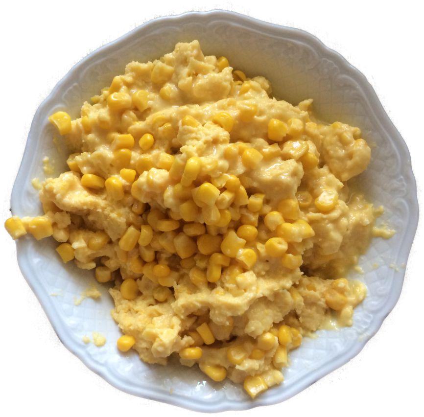 Maisplätzchen