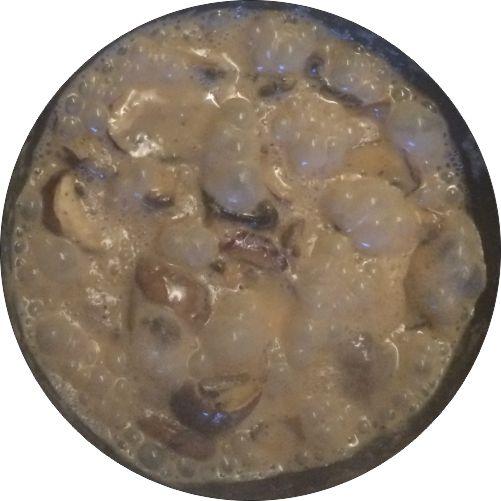 Pilze in der Pfanne
