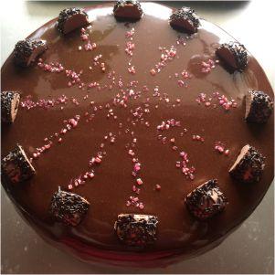 Kuchen Spiegel Glasur Getestet Und Im Rezept Beschrieben