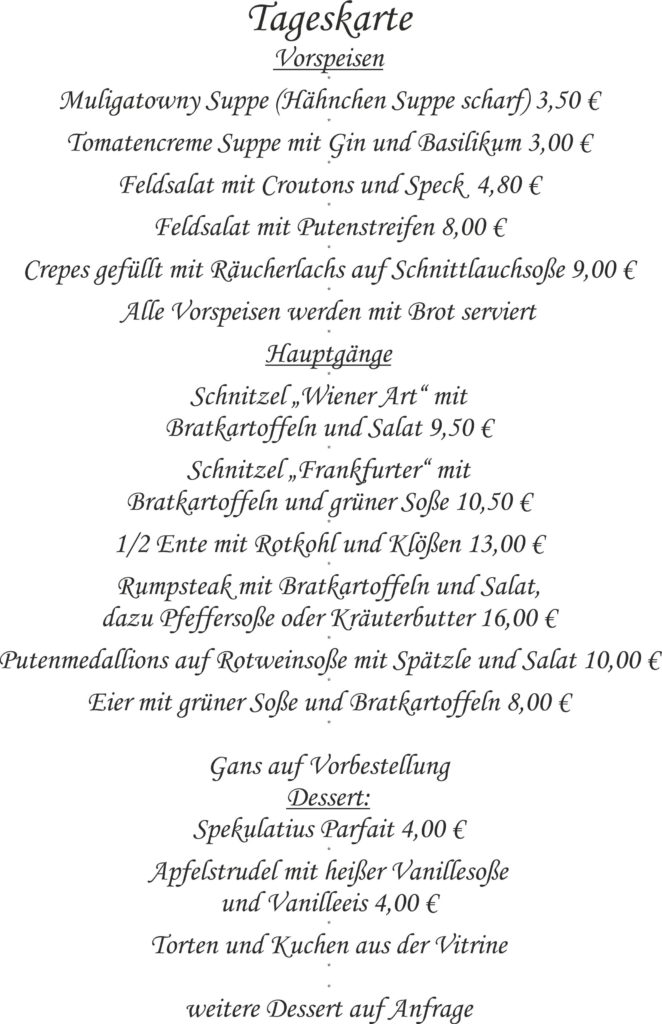 TagesKarte PDF28.11.17