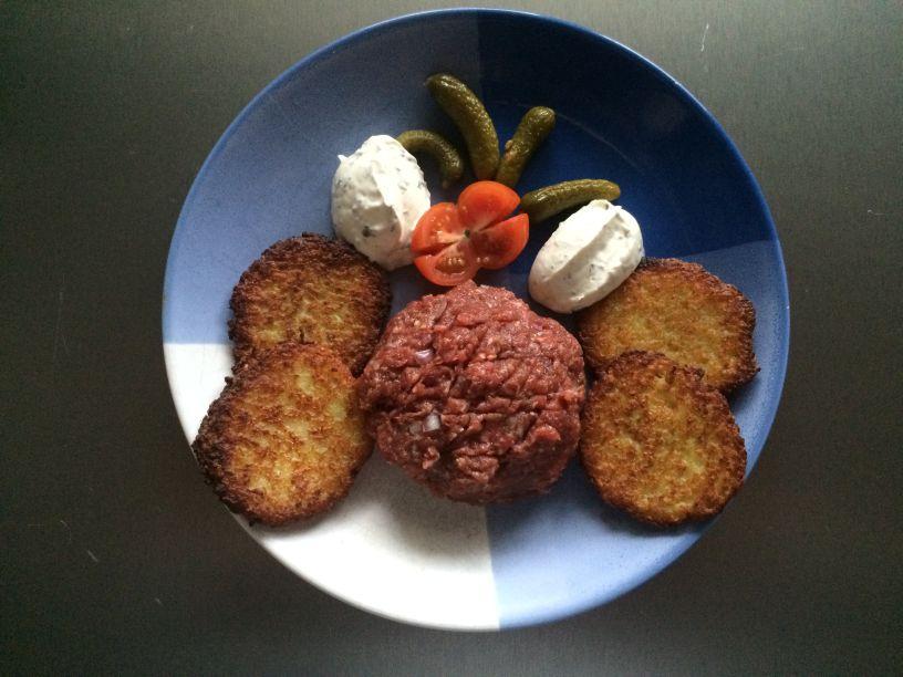 Teller Hamburger Royal