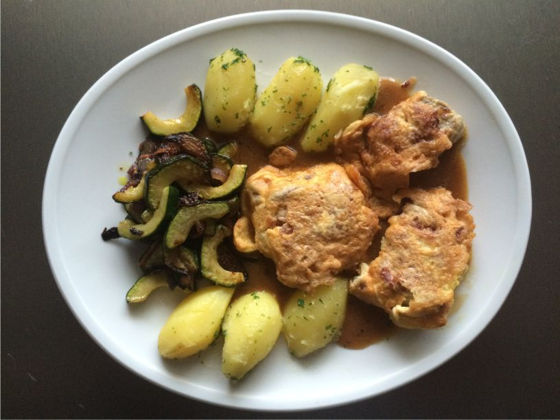 Teller Strindberg vom Filet