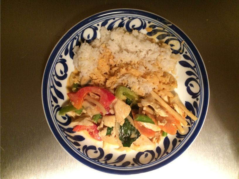Teller Thaifood Kokos