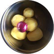 hausgemachte Kartoffelpuffer Zutaten